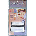 CLEAR-VUE Mini Dual Compartment Beauty Bag Perfect for Travel!  JD2002F
