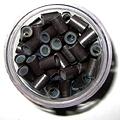 FUSION MASTER Aluminum Silicon Dark Brown  07042