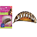 GOODY SIMPLE STYLES Pony Pouf Clip 3 Pack