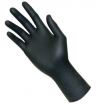 HAIRWARE Reusable Black Nitrile Gloves Medium  DD-GLO311