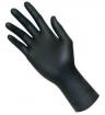 HAIRWARE Reusable Black Nitrile Gloves Small  DD-GLO310