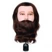 HAIRART Deluxe Mannequin Male Bearded 10 Inch  4015
