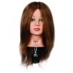 HAIRART Chantal Designer Mannequin Medium Brown  4355MB