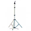 HAIRART Collapsible Metal Tripod Silver  9911