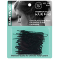 HAIR WARE 1.75 Inch Hair Pins Black 1200pcs  HW070BK