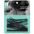HAIR WARE 3 Inch Hair Pins Black  HW072BK