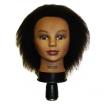 HAIRART Jade Afro Kinky 8 Inch 100% Human Hair Mannequin 4888