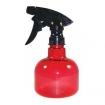 HAIRART Bell Shape Spray Bottle 12 oz Red JM44R