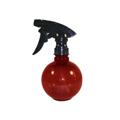 HAIRART Spherical Shape Spray Bottle 10 oz Red JM05-1R