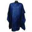 HAIRART Nylon Cutting Cape Velcro Closure Blue 9030BL