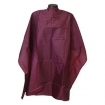 HAIRART Nylon Cutting Cape Velcro Closure Burgundy 9030BU