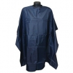 HAIRART Nylon Cutting Cape Snap Closure Blue 9050BL