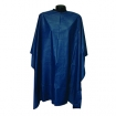 HAIRART X-Large Shampoo Cape Velcro Closure Blue 9020BL