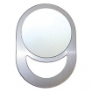 HAIRART Round Mirror Silver 9M15