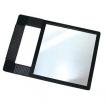 HAIRART Square Mirror Black 9M16-1