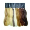 HAIRART European Hair Practice Swatches 12 Color Sampler HH-10