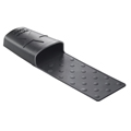 HOT IRON HOLSTER Professional Heat-Resistant Silicone Holder Black HOL4047