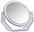 LUXOR Professional Power-Mag 5X Acrylic Stand Magnifying Mirror 1825