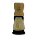 MARVY Omega Wood Shaving Brush w/Stand #5