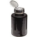 MENDA Black Collection Pure Touch Pump Glass Bottle 4 oz  35386