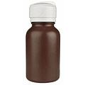MENDA Lasting Touch Swing-Lid Plastic Pump Bottle 8oz  35602