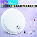 SPILO Just for Beauty 7X Magnification Lighted Mirror MR0020
