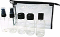 SPILO Bottles & Jars 5 Pcs Travel Set  SB40005
