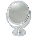SWISSCO Two-Sided Pedestal Mirror  SW8404