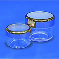 TOLCO Gold Jar 0.2 oz Pack of 12  TL300620