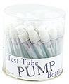 TRAVEL Test Tube 2oz Pump Bottle Quantity:1  2583