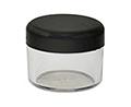 TRAVEL 15 Gram Acrylic Jar  TB103