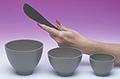 "ULTRONICS Ultra-Bowl Flexible Mixing Bowl LARGE 4.75""D X 3.625""H  UL70565"
