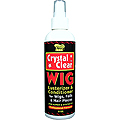 HAIR VITE Crystal Clear Wig Lusterizer & Conditioner for Wigs, Falls & Hair Pieces For Human & Synthetic 8oz / 236ml