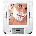 ZADRO Z Fogless Water Resistant Stereo FM / AM Shower Radio Fog Free Mirror ZRA01