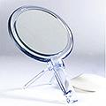 ZADRO Acrylic Dual Sided Hand Mirror  ZH06