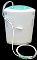 ZADRO Tranquil Sounds Personal Oxygen Bar  OXY01