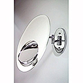 ZADRO Tri-Optics Dual Arm Wall-Mount Make-Up Mirror  OVW5