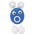 ZADRO ShowerMan Water Resistant FM Portable / Shower Radio  SHO01B Blue