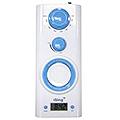ZADRO I Sing Water Resistant FM Shower & Portable Radio  ISGB Blue