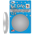 ZADRO Suction Cup EZ Grip 12x Magnification Spot Mirror Gray  EZG12G