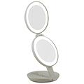 ZADRO Next Generation LED Lighted Travel Mirrors LEDT01