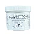 OPI Competition Advanced Formula Acrylic System Powder ULTIMATE WHITE 3.5oz / 100g