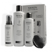 NIOXIN System 2 Starter Kit for Fine Noticeably Thinning Hair