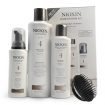 NIOXIN System 4 Starter Kit Chemically Treated Fine Noticeably Thinning Hair