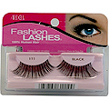 ARDELL Fashion Lashes 100% Human Hair BLACK Item: 111