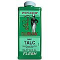 CLUBMAN Pinaud Finest Talc Flesh 9oz / 255g