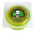 COLONEL CONK Lime Glycerine Shave Soap 2.25 oz