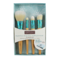ECO TOOLS Beautiful Complexion 4 pcs Limited Edition Make-Up Brush Set 1244