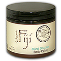 ORGANIC FIJI Coral Sea Salt Polish 10oz / 240g