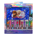 FROZEN Lip Balm and Lip Gloss 10pcs Cosmetic Set